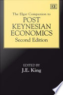The Elgar Companion To Post Keynesian Economics