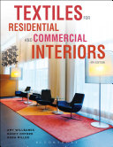 Textiles for Residential and Commercial Interiors Book