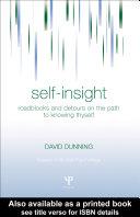 Self-Insight