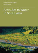 Attitudes to Water in South Asia