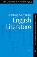Teaching and Learning English Literature [Pdf/ePub] eBook
