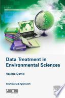 Data Treatment in Environmental Sciences Book