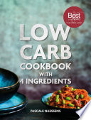 Low carb cookbook Book