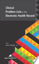 Clinical Problem Lists in the Electronic Health Record
