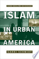 Islam In Urban America