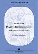 Plato s Theory of Ideas