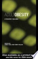 Adult Obesity Book PDF