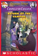 Creepella von Cacklefur #4: Return of the Vampire