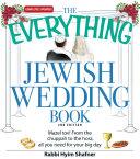 Pdf The Everything Jewish Wedding Book