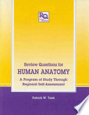 Review Questions for Human Anatomy