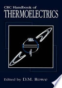 CRC Handbook of Thermoelectrics
