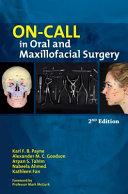 On Call In Oral Amp Maxillofacial 2e Book PDF