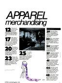 Apparel Merchandising Book