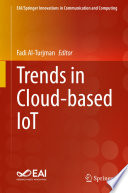 Trends in Cloud based IoT