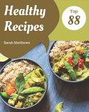 Top 88 Healthy Recipes Book PDF