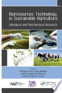 Bioresources Technology in Sustainable Agriculture Book