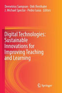 Digital Technologies  Sustainable Innovations for Improving Teaching and Learning