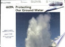 Protecting our ground water