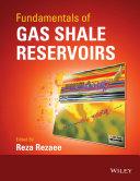 Fundamentals of Gas Shale Reservoirs Pdf/ePub eBook