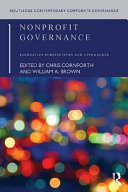 Nonprofit Governance Pdf/ePub eBook
