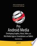 Pro Android Media