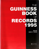 The Guinness Book Of Records 1995