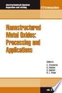 Nanostructured Metal Oxides Book