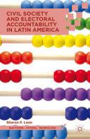 Civil Society and Electoral Accountability in Latin America Pdf/ePub eBook