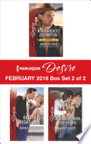 Harlequin Desire February 2018 Box Set 2 Of 2