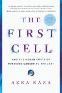 The First Cell [Pdf/ePub] eBook