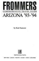 Frommer s Arizona  93  94