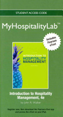 Introduction to hospitality management john r walker josielyn t 2012 myhospitalitylab with pearson etext access card for introduction john r walker drjosielyn t walker no preview available 2012 fandeluxe Gallery