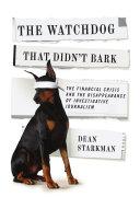 The Watchdog That Didn't Bark
