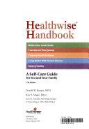 Healthwise Handbook Book PDF
