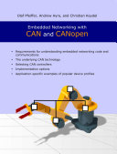 Embedded Networking with CAN and CANopen