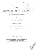 The Princess Of The Moor By E Marlitt Book PDF