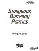 Storybook Birthday Parties