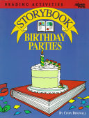 Storybook Birthday Parties Book
