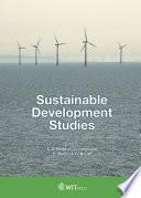Sustainable Development Studies
