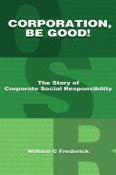 Corporation, be Good!