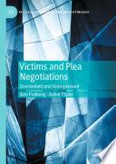 Victims and Plea Negotiations