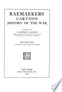 Raemaekers' Cartoon History of the War by Louis Raemaekers PDF