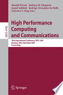 High Performance Computing and Communications Book