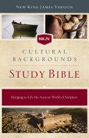 NKJV, Cultural Backgrounds Study Bible, eBook Pdf/ePub eBook