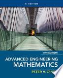 Advanced Engineering Mathematics  SI Edition Book