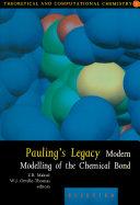 Pdf Pauling's Legacy