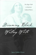 Dreaming Black writing White