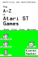 The A Z of Atari ST Games  Volume 1