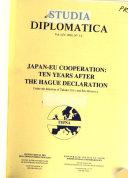Studia diplomatica