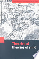 Theories of Theories of Mind